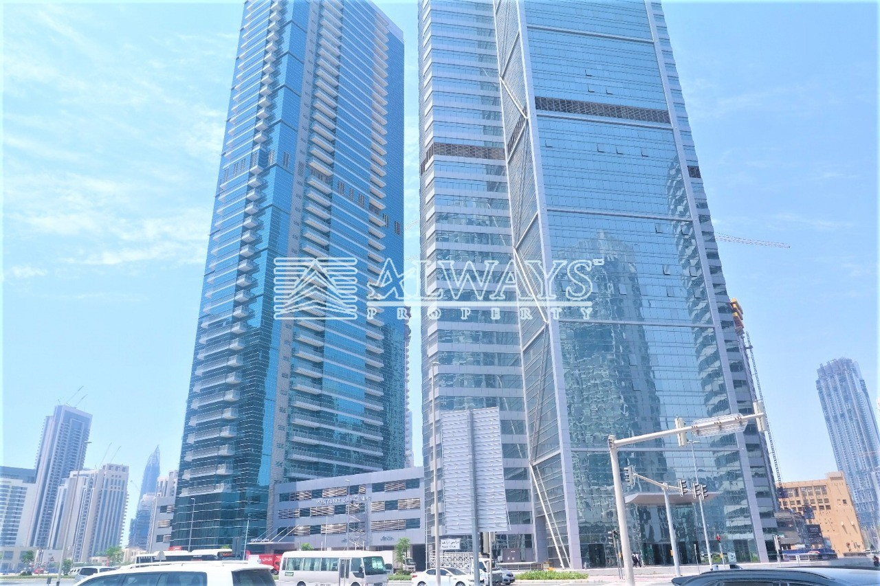 Luxury Brand New Shell and Core Offices Burj View