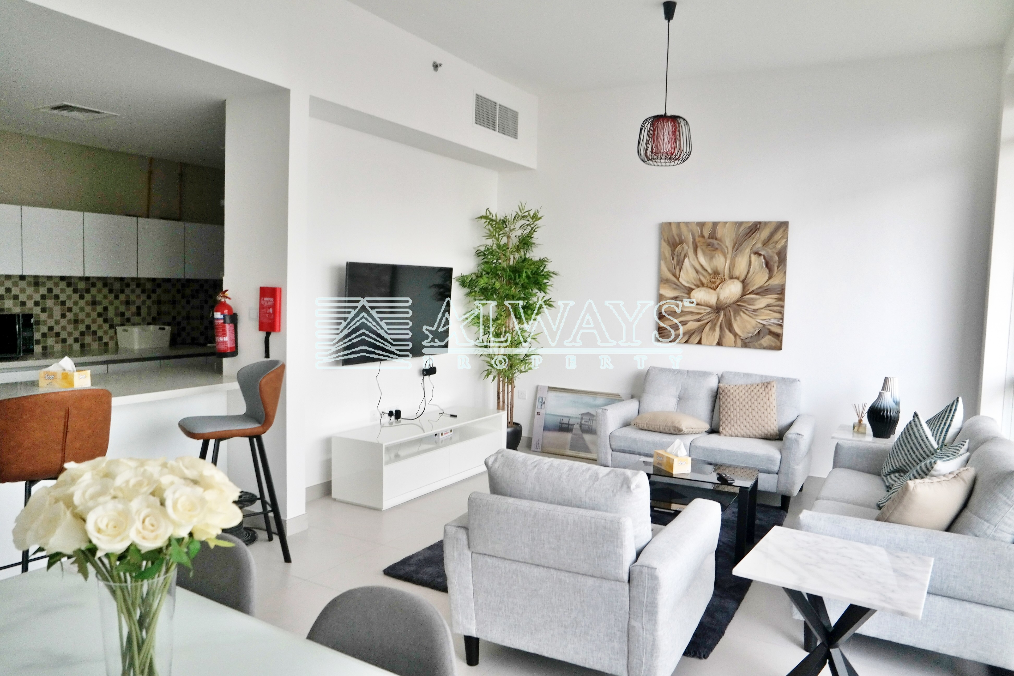 Plus 1Month Free Rent | Brand New 2BR | Hotel View